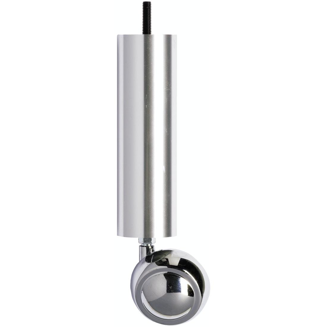 DUX Senge DUX Sengeben - Aluminium m. hjul (2-pak), Timm Møbler