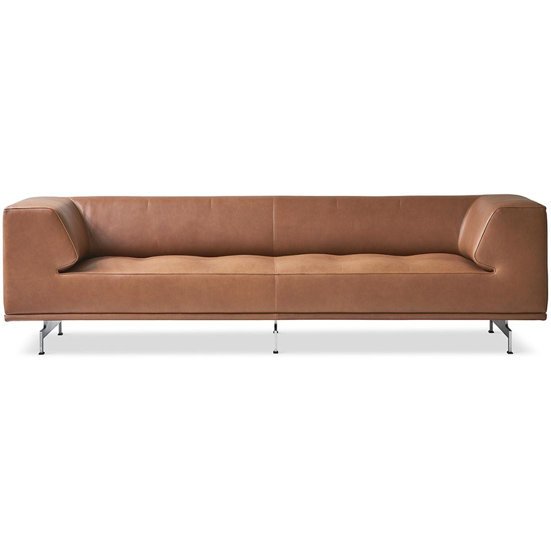 Erik Jørgensen Delphi sofa, 240 Cm, Timm Møbler